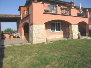 Foto - Villa bifamiliare via Pian del Trullo, Fabrica di Roma