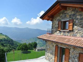 Foto - Chalet via Resegone 42, Fuipiano Valle Imagna