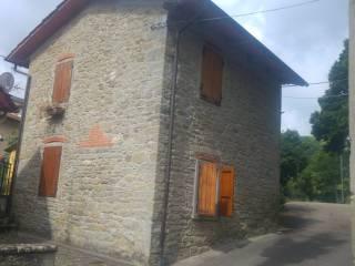 Foto - Terratetto unifamiliare 53 mq, buono stato, Papiano, Pratovecchio e Stia