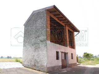 Foto - Rustico via San Giorgio 1, Centro, Pumenengo