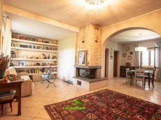 Foto - Villa unifamiliare, buono stato, 310 mq, Montecchio, Cortona