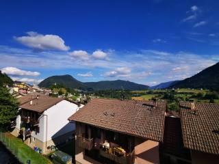 Foto - Trilocale via degli Alpini 8, Pieve Tesino