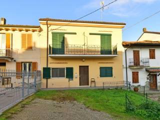 Foto - Terratetto unifamiliare 160 mq, ottimo stato, Pomaro Monferrato