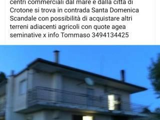Foto - Villa unifamiliare Contrada Santa Domenica, Scandale