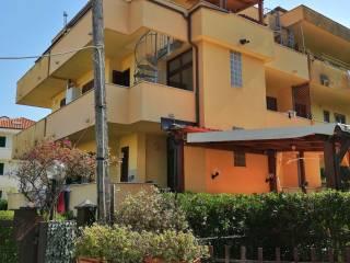 Foto - Villa a schiera via Cristoforo Colombo 1, Vibonati