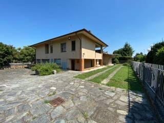 Foto - Villa unifamiliare via Aldo Moro, Centro, Villanterio