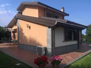 Foto - Villa unifamiliare via dei Gelsomini, Centro, Pedara