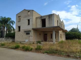 Foto - Rústico via L  Antonio Genovesi, Centro, Taviano
