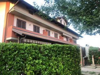 Foto - Villa a schiera traversa Mazzini, Torrazza Piemonte