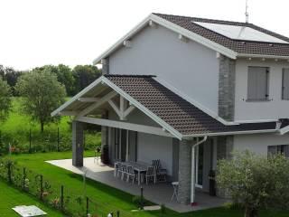 Foto - Villa bifamiliare via Giuseppe Ungaretti, Spino d'Adda