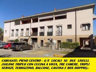 Foto - Appartamento via Bertarini, 8, Carugate