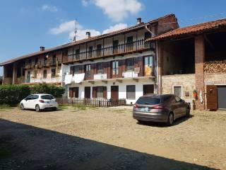 Foto - Villa a schiera via Monte Bianco, Cascinali Zanga, Cerrione