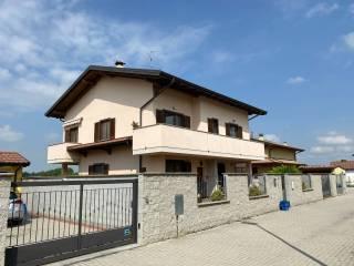 Foto - Villa bifamiliare via Aldo Re, Vespolate