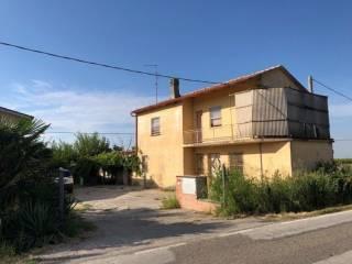 Foto - Terratetto unifamiliare via San Savino 71, Fusignano