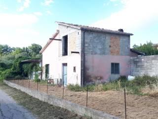 Foto - Terratetto unifamiliare via Fonte, Centro, Civitella Messer Raimondo