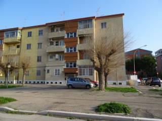 Foto - Quadrilocale piazza Giovanni Pascoli, Cep, Foggia