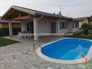 Photo - Single family villa, new, 127 sq.m., Casale Cremasco, Casale Cremasco-Vidolasco