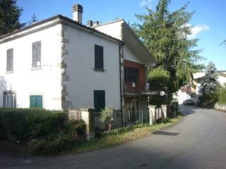 Foto - Terratetto plurifamiliare via Borgo 2, Centro, Monte Cerignone