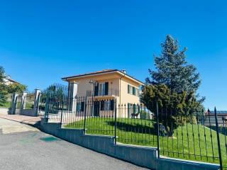Foto - Villa unifamiliare via Cavalli d'Olivola 28, San Giorgio, San Giorgio Monferrato