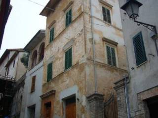 Foto - Terratetto unifamiliare corso Vittorio Emanuele II 55, Esanatoglia