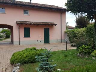 Foto - Villa plurifamiliare via Roma 123, Centro, Trigolo