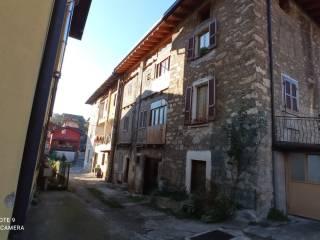 Foto - Terratetto unifamiliare via San Rocco, Ossimo Inferiore, Ossimo