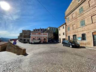 Foto - Terratetto unifamiliare piazza Umberto I 1, Castel D'emilio, Agugliano