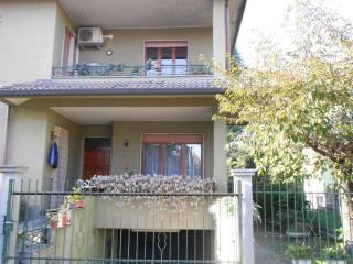 Foto - Villa bifamiliare via Niccolò Paganini, Centro, Nerviano