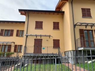 Foto - Villa a schiera via Mulino 1, Carenno