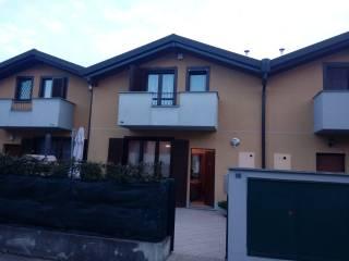 Foto - Villa a schiera via Libertà 39-q, Cugliate-Fabiasco