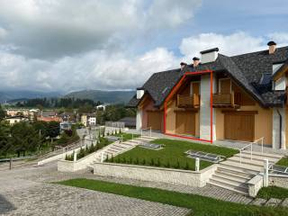 Foto - Villa a schiera via Don Viero, Centro, Asiago