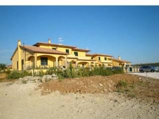 Foto - Villa a schiera via Poggiberna 19, Castellina Marittima