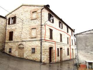 Foto - Quadrilocale frazione Moscano 33, Moscano, Fabriano