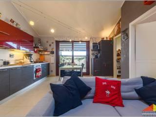 Photo - Penthouse excellent condition, 89 sq.m., Saluzzo