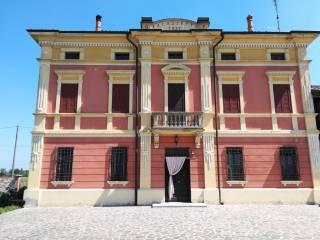 Foto - Villa unifamiliare Strada Ca' Rossa, Rivarolo del Re ed Uniti