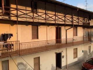 Foto - Terratetto plurifamiliare 180 mq, da ristrutturare, Sant'alessandro, Castronno