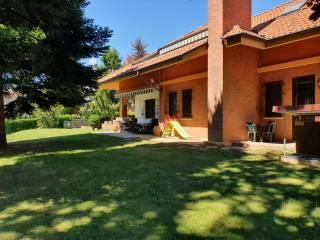 Foto - Villa unifamiliare via Bussoleno 51, Centro, Rivalta di Torino