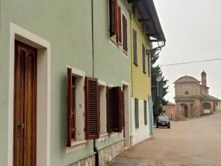 Foto - Terratetto unifamiliare via San Pietro 10, Centro, Moasca
