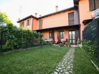 Foto - Terratetto plurifamiliare via Guisa 2268, Guisa Pepoli, Case Torlonia, Crevalcore