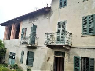 Foto - Casale via San Sebastiano 16, Centro, Chiusano d'Asti