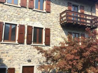 Foto - Trilocale via Grumello de' Zanchi 52, Grumello De' Zanchi, Zogno