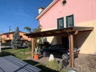 Foto - Villa a schiera 4 locali, ottimo stato, Tribano