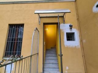 facciata ingresso