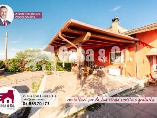 Foto - Villa unifamiliare via della Dogana 110, Monterotondo