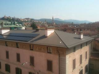 Foto - Mansarda via Jacopo Palma il Vecchio 4, San Paolo, Bergamo