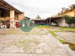 Foto - Rustico via santa maria della rosa, Malpaga, Calvisano