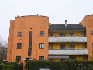 Foto - Trilocale via Salvo D'Acquisto 13, Centro, Paullo