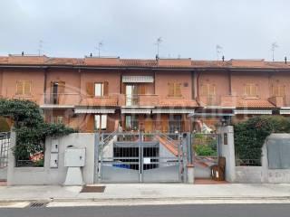 Foto - Villa a schiera via Cesare Anconetani 10, Smia, Jesi